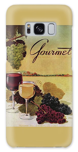 A Gourmet Cover Of Wine Galaxy Case