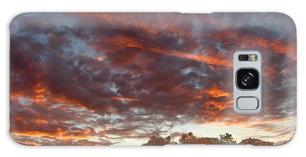 A Grand Sunset 2 Galaxy Case
