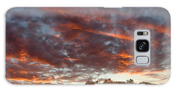 A Grand Sunset 2 Galaxy Case by Glenn McCarthy Art and Photography