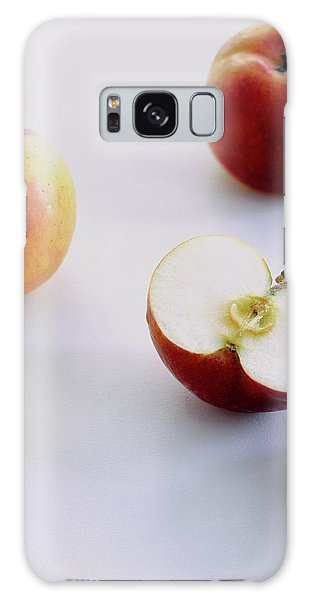 A Group Of Apples Galaxy Case