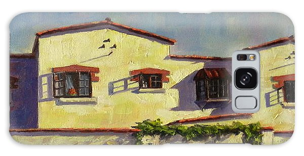 A Home In Barranco Galaxy Case