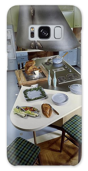 A Kitchen Designed By Ralph & Jane Bonnell Galaxy Case
