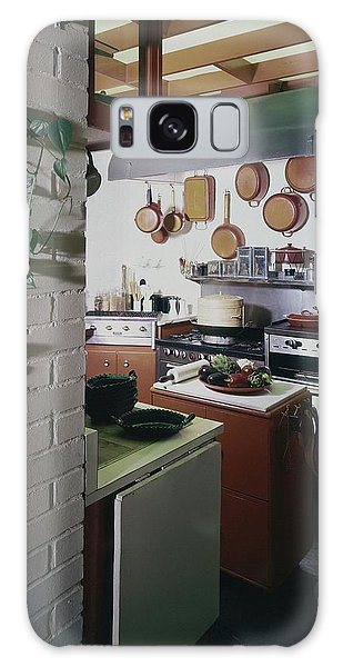 A Kitchen Galaxy Case