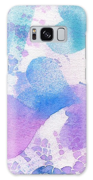 A Lace Of Hearts. Galaxy Case