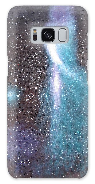 A Lady Galaxy Case