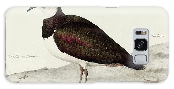 Lapwing Galaxy Case - A Lapwing by Nicolas Robert