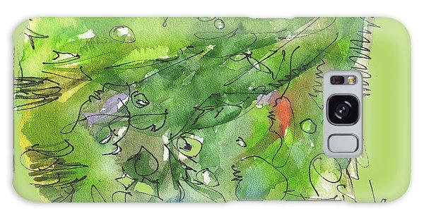 A Leaf Galaxy Case