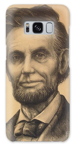 A. Lincoln Galaxy Case by Bob  George