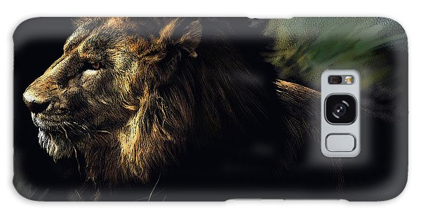 A Lion #1 Galaxy Case