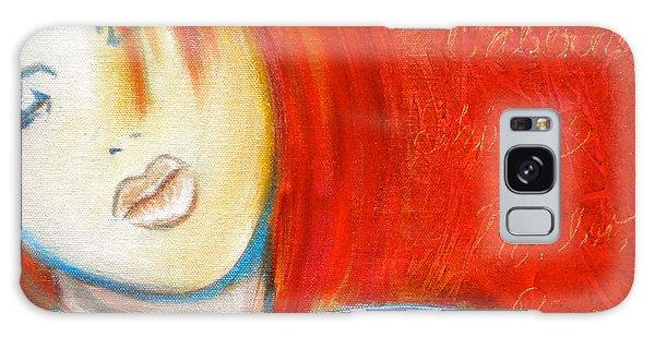 Vivacious Galaxy Case - A Little Tart by Debi Starr