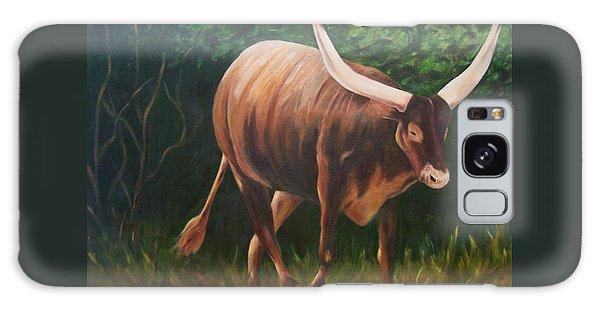 A Lot Of Bull, Watusi  Galaxy Case