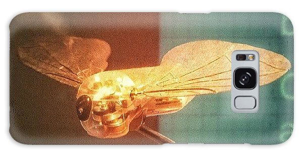 Steampunk Galaxy Case - A #mechanical #fly From A #birmingham by Alexandra Cook