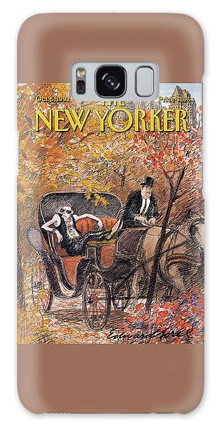 New Yorker October 5th, 1992 Galaxy Case