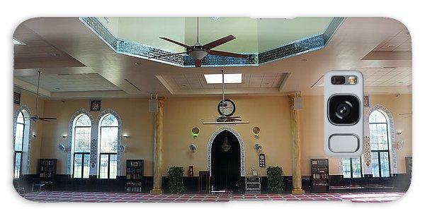 A Mosque Interior Galaxy Case