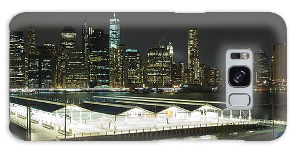 A New York City Night Galaxy Case