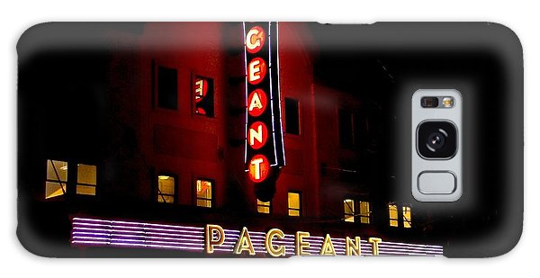 A Night At The Pageant Galaxy Case