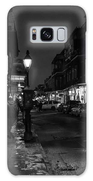 A Night In The French Quarter Galaxy Case