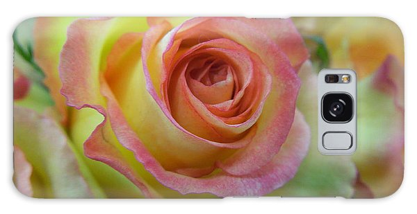 A Perfect Rose Galaxy Case