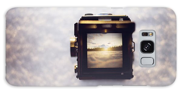 Camera Galaxy Case - A Photographer's Perspective by Amber Fite
