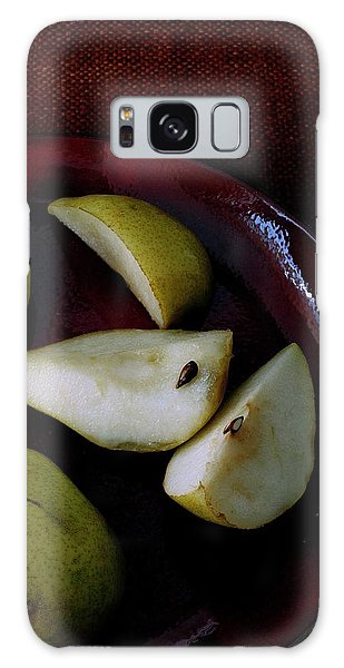 A Plate Of Pears Galaxy Case