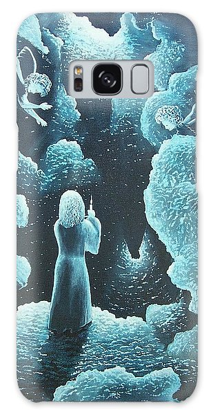 A Protected Journey Galaxy Case