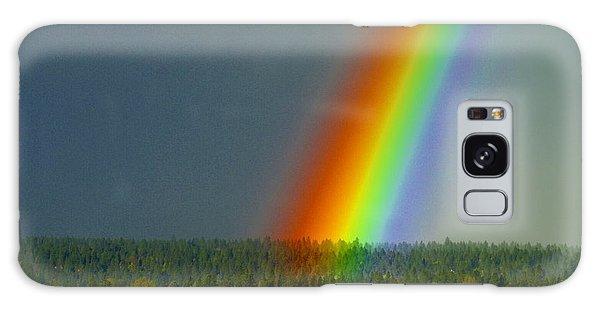 A Rainbow Blessing Spokane Galaxy Case