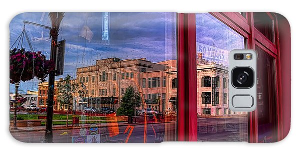 A Reflection Of Wausau's Grand Theater Galaxy Case