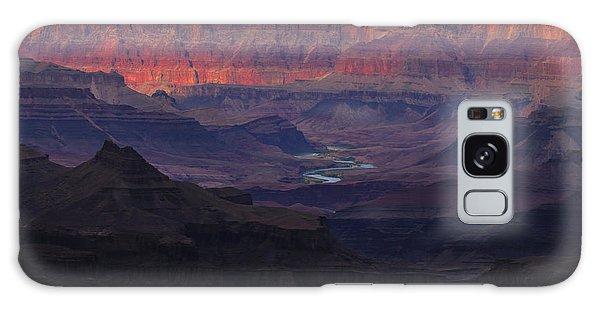 A River Runs Through It Galaxy Case