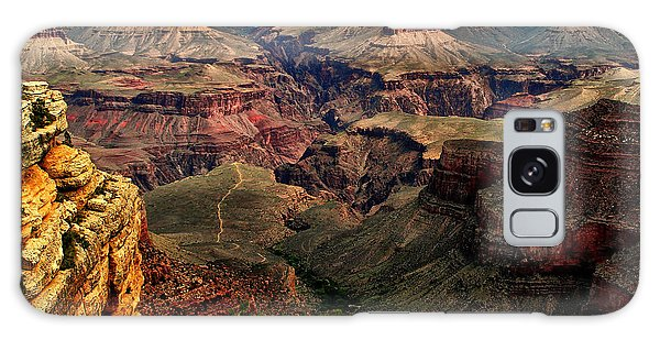 A River Runs Through It-the Grand Canyon Galaxy Case