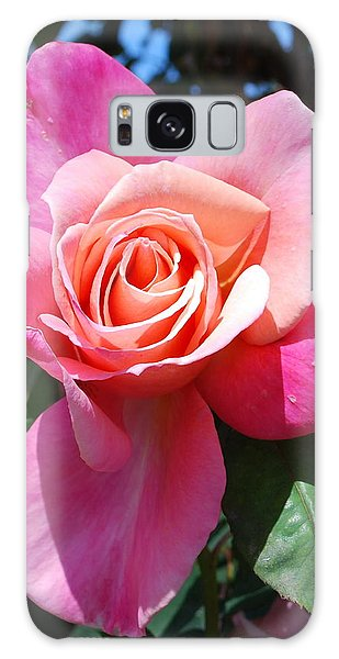 A Rose By Any Other Name Galaxy Case by Richard Hinger
