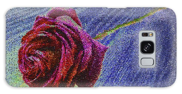 A Rose For You From Kenneth James Galaxy Case