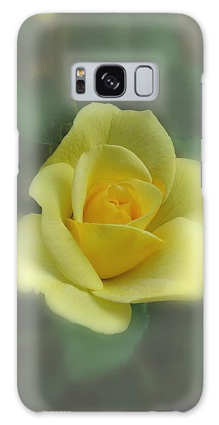A Rose Is A Rose Galaxy Case
