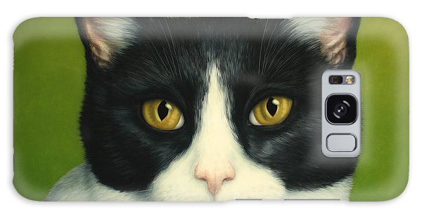 A Serious Cat Galaxy Case