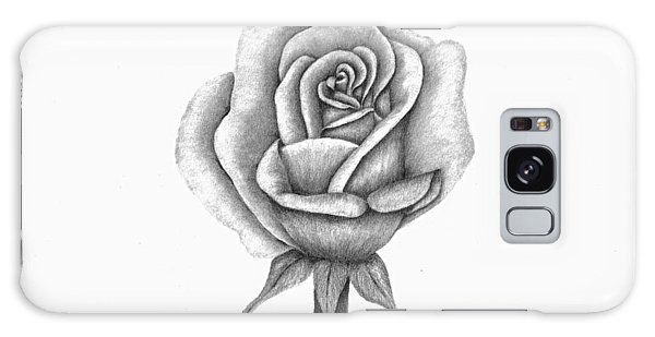 A Single Rose Galaxy Case