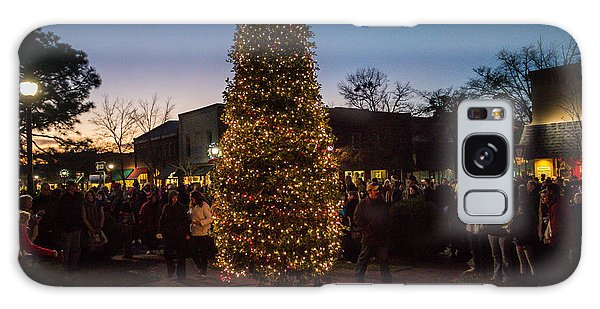 A Southern Pines Christmas 2 Galaxy Case