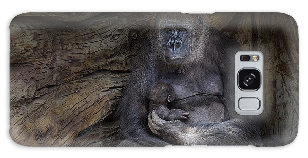 Gorilla Galaxy Case - A Special Moment by Larry Marshall