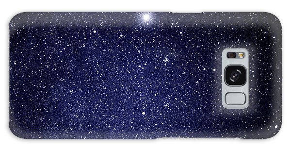 A Star Appeared In The East... Galaxy Case
