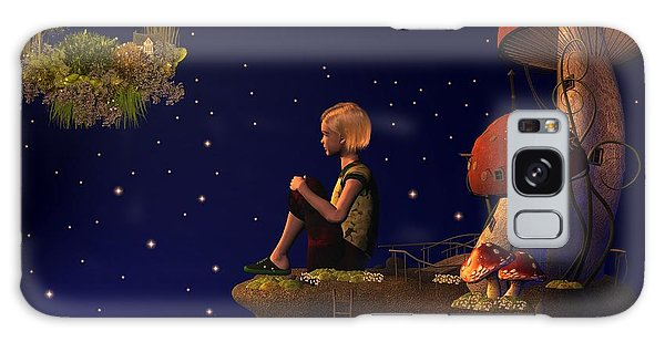 A Starry Starry Night Galaxy Case