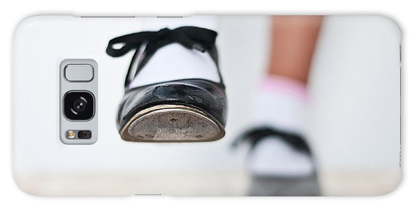 Old Tap Dance Shoes From Dance Academy - A Step Forward Tap Dance Galaxy Case