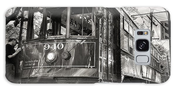 A Streetcar Named St Charles Galaxy Case