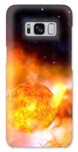 A Sun Rises Galaxy Case