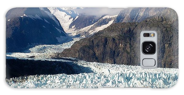 A Sunny Day In Glacier Bay Alaska Galaxy Case