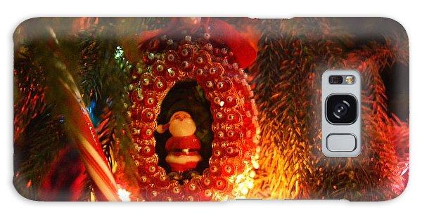 A Treasured Santa Galaxy Case