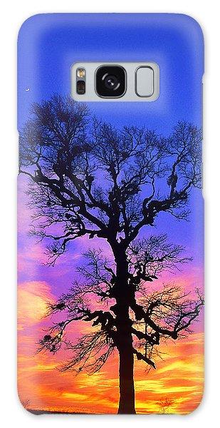 A Tree Is An Object Of Beauty Xiv Galaxy Case by Bijan Pirnia