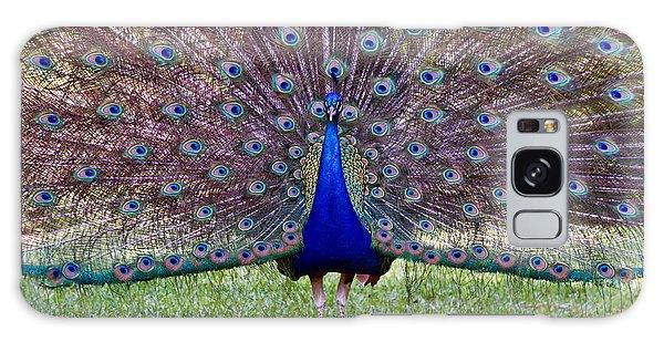 A Vargos Peacock Galaxy Case by Tim Stanley