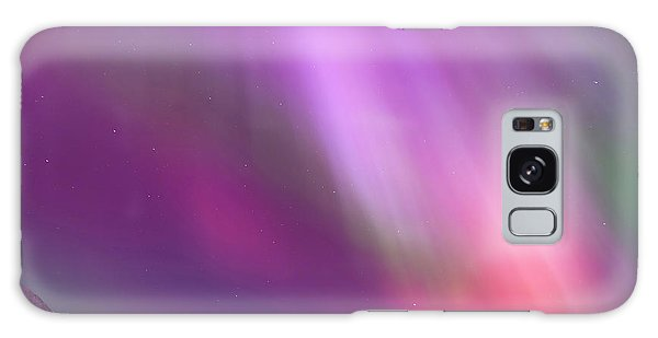 Boreal Forest Galaxy Case - A Vibrant Display Of Aurora Borealis by Hugh Rose