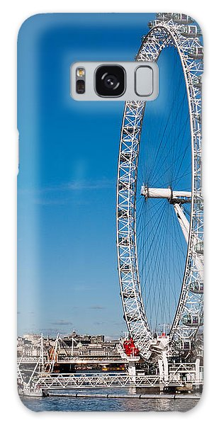 A View Of The London Eye Galaxy Case
