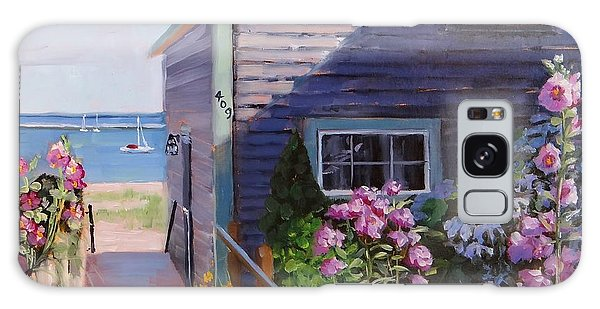 Water Ocean Galaxy Case - A Visit To P Town Two by Laura Lee Zanghetti