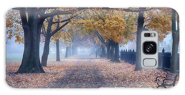 A Walk In Salem Fog Galaxy Case