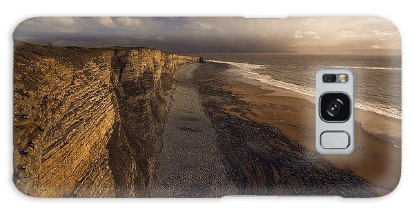 Atlantic Ocean Galaxy Case - A Walk by Milos Lach